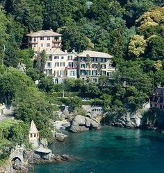 Domina Home Piccolo Hotel ~ Portofino, Italy...beautiful hotel, amazing destination!