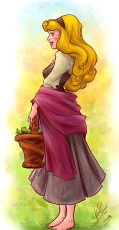 Briar Rose by sarumanka on deviantART