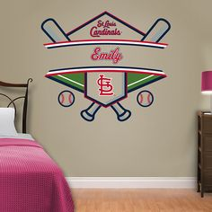 Fathead St Louis Cardinals Yadier Molina Wall Decal Set Yadier - Yadier molina wall decals