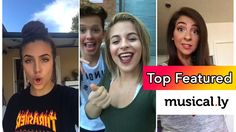 Top Featured Musical.lys of September 2016 | The Best Musical.ly Compila...