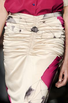 Lovely Skirt by Antonio Marras Spring 2012