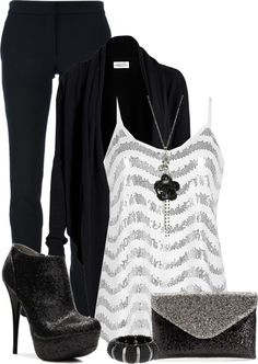 love the booties and top
