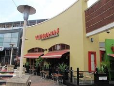 Las Iguanas - Birmingham. A chain of restaurants that have a clearly defined menu.