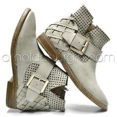Arnold Churgin Cherin #3colours #bootlove #fashionblogger