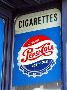 Vintage Pepsi
