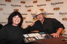 Alan Jackson Meet and Greet
