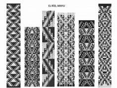 Generalidades de la faja La faja tejida a telar de cintura es hoy, en muchas comunidades de la sierra y costa del Perú, una prenda cargada de información donde se reconfiguran y recrean elementos q...