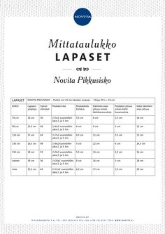 "Cover of ""Kokotaulukko lapaset pikkusisko"" Knitting Charts, Loom Knitting, Knitting Socks, Knitting Stitches, Hand Knitting, Knitting Patterns, Crochet Patterns, Knit Mittens, Crafts To Do"