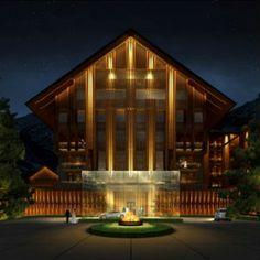 #Eco-#hotel a cinque stelle immerso nel paesaggio naturale delle #Alpi Svizzere: il Chedi Andermatt hotel. | #ECOHOTEL #GREENHOTEL #Svizzera #luxury #GMIC