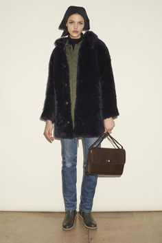 A.P.C. - Fall 2015 Ready-to-Wear