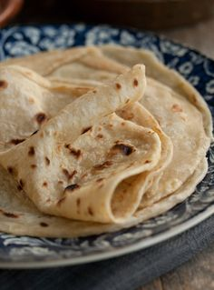 Roti, perfect for curries!