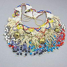 south african beadwork | South African Beadwork Necklace