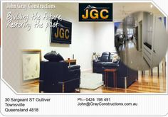 Seeking commercial building contractor in North Queensland region who can build your dream project in time and budget? If yes, contact John Gray Constructions. Established in 2006, we have achieved long-standing reputation among our customers. We pride ourselves in delivering quality construction services and materials.