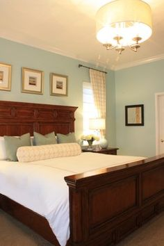 Tidewater Blue Paint by Sherwin Williams. #ATGstores #RoomColor