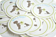 Frog Snails and Puppy Dog Tails Sticker by TheGreenGrassGrows, $5.50