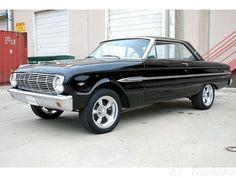1962 Ford Falcon   Ford Falcon Street Rod del 63 (Americano)