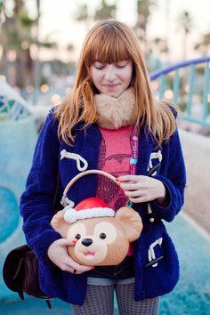 Tokyo Disney sea - duffy bear