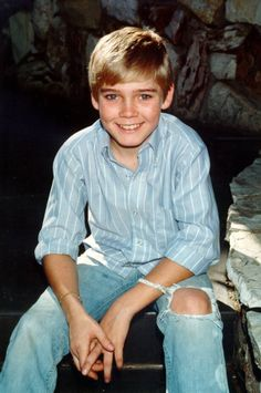 Ricky Schroder - Sun in Aries Cute Teen Boys, Cute Guys, Child Actors, Young Actors, Sun In Aries, Ricky Schroder, Kids Photography Boys, Photography Ideas, My First Crush