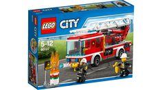 Camión de bomberos con escalera Model  60107