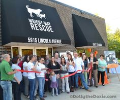 Wright-Way Rescue Ribbon Cutting