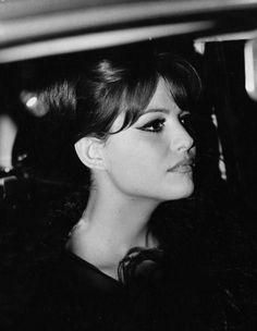 Claudia Cardinale ~ Otto e Mezzo | 8 ½ (1963)