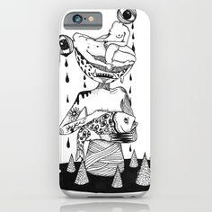 Mermaid iPhone & iPod Case https://society6.com/product/mermaid-uet_iphone-case?curator=alexxxxx