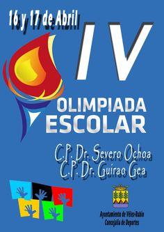 #OlimpiadaEscolar en #VélezRubio http://losvelezhoy.com/iv-olimpiada-escolar-en-velez-rubio/