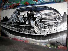 Shiz graffiti