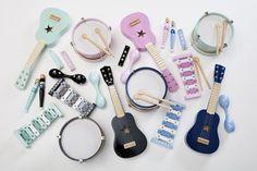 Stoer muzikaal speelgoed!