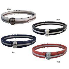 European Designer Handcuff Bracelet, Men's