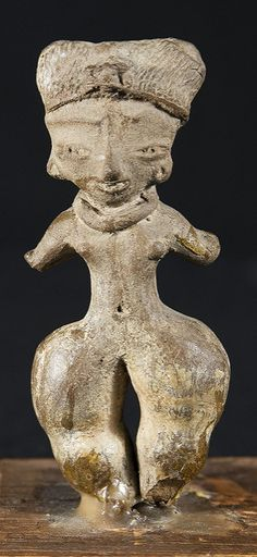 Mexican Pottery Figure | by CCNY Libraries