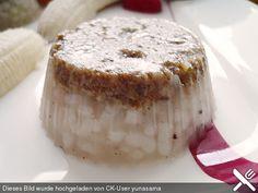 "Yunasamas ""Überkopf-Reis-Kuchen"""