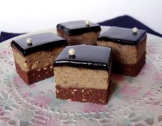 It is delicious ! Hungarian Desserts, Cookie Recipes, Dessert Recipes, Waffle Cake, Milk Cake, Czech Recipes, Sweet And Salty, Cakes And More, No Bake Cake