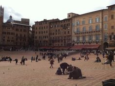 Piazza del Campo, the setting for Palio,featured the movie Under the Tuscan Sun Under The Tuscan Sun, Its A Wonderful Life, Louvre, Street View, Italy, Movies, Travel, Italia, Viajes