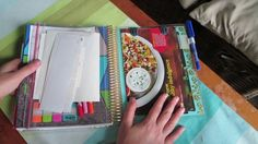 How I've customized my new Erin Condren Planner. by Sue Landsman. I just got my new gold edition life planner from Erin Condren, and I've done a few things to make it even more my own.