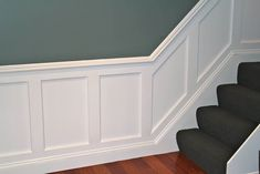 4 Eloquent Tips AND Tricks: Picture Frame Wainscoting Front Doors painted wainscoting nursery.Wainscoting How To wainscoting office stairs. Installing Wainscoting, Wainscoting Height, Beadboard Wainscoting, Wainscoting Nursery, Dining Room Wainscoting, Wainscoting Panels, Wainscoting Ideas, Rustic Wainscoting, Decoration Entree