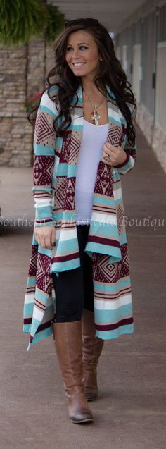 Desert Bloom Cardigan and I love it!!!! http://www.southernsophisticateboutique.com/product/desert-bloom-cardigan