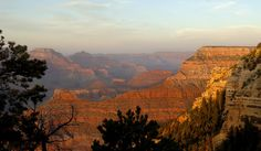 Grand Canyon south rim at sunset | by Mr. Physics