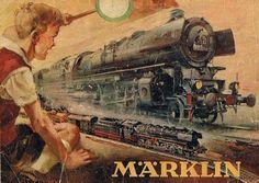 Marklin ad nice!