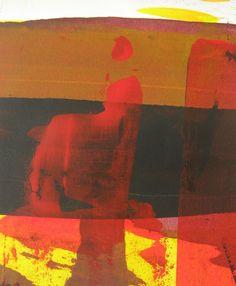 orijinal soyut resim,  kağıt üzeri akrilik boya, 18x15 cm, original abstract painting, acrylic on paper