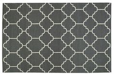 Arabesque Rug, Pigeon - contemporary - rugs - by One Kings Lane