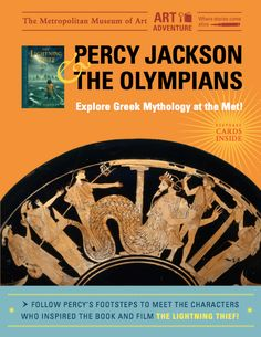 """Percy Jackson and the Olympians 