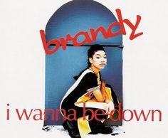 Brandy Acapella I Wanna Be Down Bet - image 3