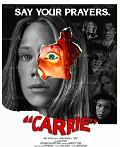 Carrie (1976) by Mario Frias