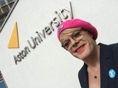 Aston University Birmingham 23-05-2016