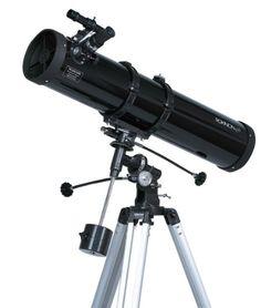 Rokinon 900 x Reflector Telescope with Tripod (Black) Discount Fishing Tackle, Fish Finder, Rifle Scope, Tripod, Binoculars, Management, Stars, Building, Black