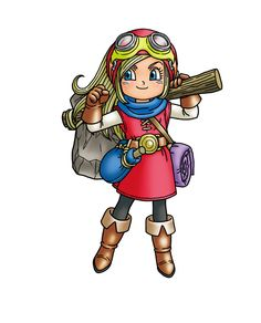 Dragon Quest Builders #DragonQuestBuilders #DragonQuest