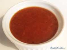 Learn how to make from Scratch Homemade Barbecue Sauce without Ketchup with this delicious and easy recipe. If you are here because you need some barbecue sauce in a. Homemade Barbecue Sauce, Barbecue Recipes, Salsa Barbacoa Casera, Vegetable Puree, Recipe From Scratch, Ketchup, Chutney, Hot Sauce, Food Inspiration