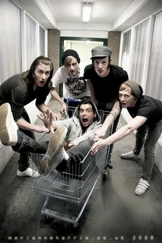 Deaf Havana Backstage Interview here: http://pinterest.com/pin/369576713140808564/