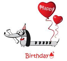 Skinny Dog Birthday